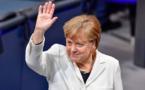 Le Bundestag confie à Angela Merkel un 4e mandat de chancelière