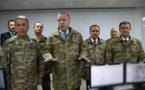 L'armée turque et les rebelles syriens ont pris le centre d'Afrin, annonce Erdogan
