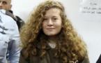 Huit mois de prison pour une adolescente devenue une icône palestinienne