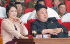 """La """"Première dame"""" de Corée du Nord prend du galon"""