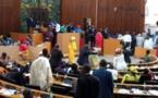 Parrainage : Le projet de loi adopté sans débat et sans opposition