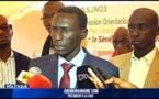 Abdourahmane Sow, président du COS/M23