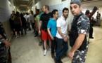 Liban: taux de participation de 49% aux premières législatives depuis neuf ans (officiel)