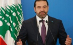 Liban: Le Courant du Futur perd un tiers de ses sièges, dit Hariri