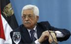 Le président palestinien hospitalisé au moins jusqu'à lundi (responsable)