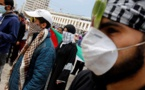 Défilé à Casablanca contre le transfert de l'ambassade américaine à Jérusalem