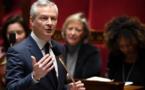 La France propose une prise en charge d'éventuelles pénalités US