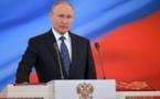 Poutine dit qu'il ne cherchera pas à rester président après 2024