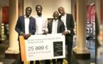 Concours mondial d'innovation: l'Ecole supérieure polytechnique (ESP) de Dakar au sommet