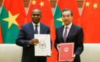 La Chine fait basculer dans son giron le Burkina Faso qui a rompu avec Taïwan