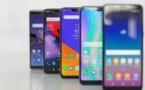 Smartphones: recul attendu en 2018 puis reprise en 2019