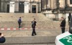 La police tire sur un homme dans la cathédrale de Berlin