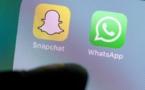 Protection des données: Continental bannit Whatsapp et Snapchat