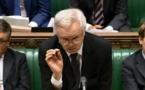 Brexit: le gouvernement britannique réussit à faire passer son projet de loi