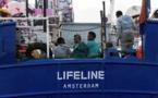 Migrants: le Lifeline pourra accoster à Malte, 6 pays accueilleront ses passagers