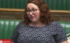 """""""J'ai mes règles"""" lance une députée au Parlement britannique"""
