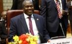 Soudan du Sud: le chef rebelle Riek Machar va retrouver son poste de vice-président (médiateurs)