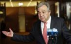 """Une visite en RDC du patron de l'ONU est """"inopportune en ce moment"""" (présidence)"""