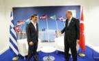 Tsipras et Erdogan promettent d'oeuvrer à l'apaisement des tensions