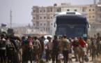 Syrie: début de l'évacuation des rebelles de Deraa, ex-bastion de la révolte