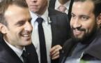 """Le président français Macron sur Benalla: """"le responsable, c'est moi"""""""