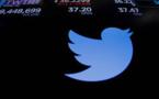 Twitter dévisse en Bourse, dure semaine pour les réseaux sociaux