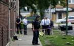 Au moins douze morts ce week-end à Chicago