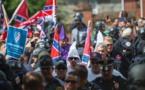 Les suprémacistes blancs à Washington un an après Charlottesville