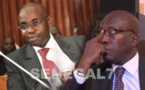 Samuel Sarr (à d.) et Souleymane Ndéné Ndiaye