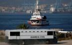 Les garde-côtes italiens secourent 170 migrants et demandent à Malte de les accueillir