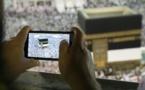 A La Mecque, le grand pèlerinage musulman de plus en plus high-tech