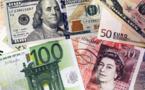L'euro monte face au dollar dans un marché sensible aux tensions commerciales