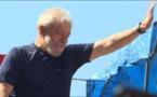 Brésil: Lula creuse l'écart dans les intentions de vote