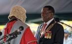 Emmerson Mnangagwa investi président du Zimbabwe