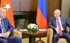 """Syrie: Poutine et Erdogan évitent un assaut sur Idleb avec une """"zone démilitarisée"""""""