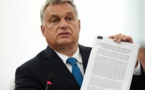 Orban ne veut pas de garde-frontières européens en Hongrie