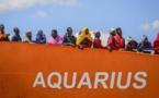 Le Panama annonce qu'il retire son pavillon à l'Aquarius