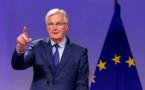 Michel Barnier, le négociateur en chef de l'Union européenne