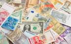 L'euro monte face au dollar, la livre britannique fragilisée