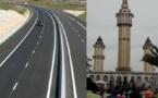Grand Magal de Touba 2018: l'autoroute Ila Touba, élément potentiel de propagande électorale pour que le train ne siffle pas