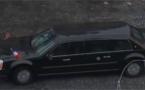"""""""The Beast"""", la voiture ultra-blindée du président des Etats-Unis"""