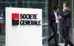 Société Générale: amende aux Etats-Unis de 1,34 milliard de dollars pour violations de sanctions
