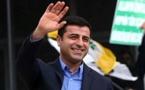 Turquie: Erdogan rejette la décision de la CEDH sur l'opposant kurde Demirtas