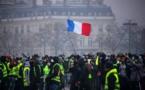 Gilets Jaunes: la manif du 8 décembre à Paris