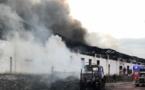 RD Congo : Un incendie détruit des milliers de machines à voter à Kinshasa