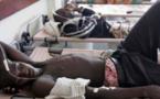 Des victimes du cholera dans le Nord-est du Nigeria