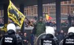 Bruxelles: Défilé contre le pacte de l'Onu sur les migrations