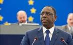 Le président Macky Sall à Paris et Tunis
