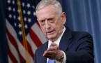 Le ministre américain de la Défense Jim Mattis confirme qu'il démissionne