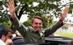 Jair Bolsonaro intronisé à la présidence du Brésil